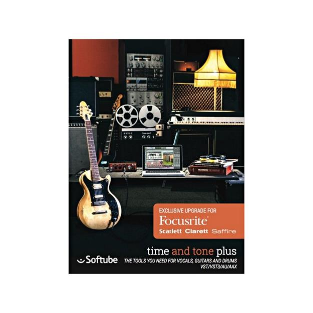 Softube Time and Tone Plus Bundle Lizenzcode