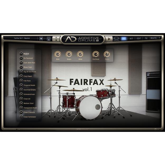 XLN-Audio Addictive Drums 2 Rock&Metal Lizenzcode