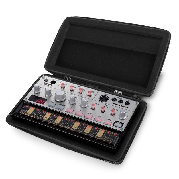 Ultimate Dj Gear Creator Korg Volca Hardcase Black U8435BL