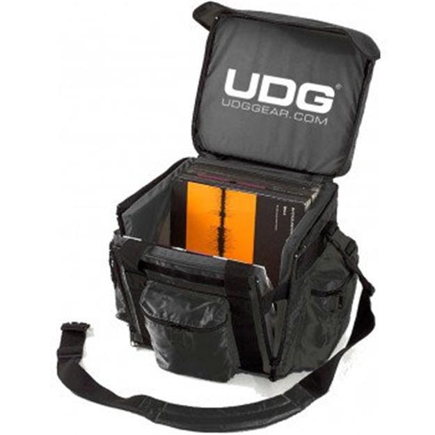 Ultimate Dj Gear Softbag LP 90 Slanted Black U9612BL