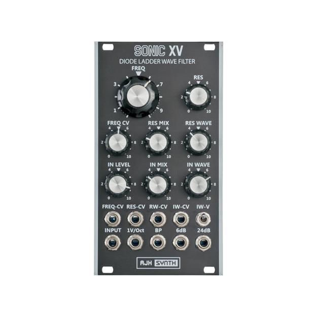 AJH Synth MiniMod Sonic XV schwarz