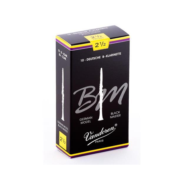 Vandoren Black Master 2,5 Bb- Klarinette