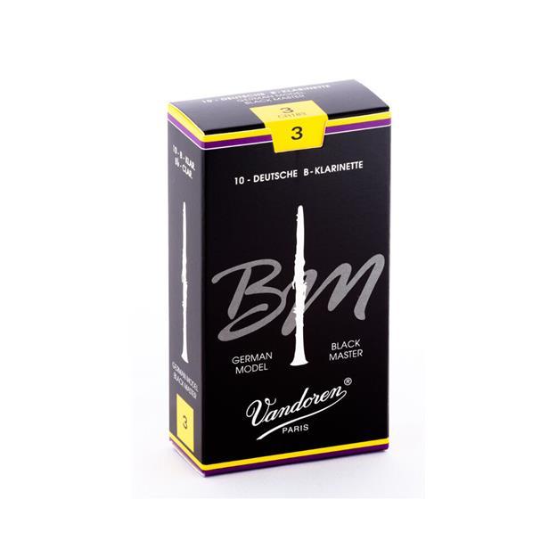 Vandoren Black Master 3,0 Bb- Klarinette