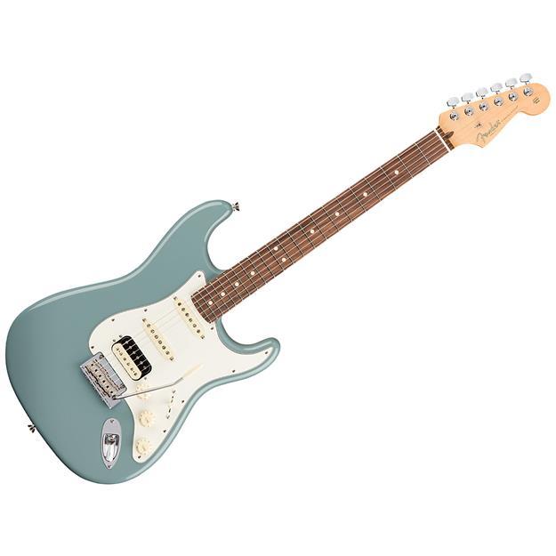 Fender American Pro Stratocaster HSS ShawBucker, RW Sonic Gray