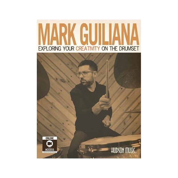 Music Sales Hal Leonard Mark Guiliana