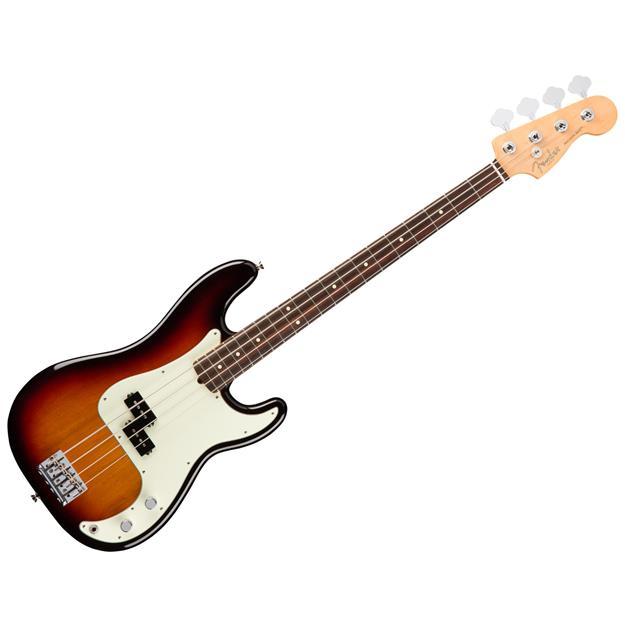 Fender Precision Bass American Pro, 3-Color Sunburst