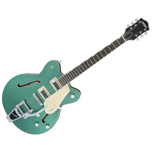 Gretsch Guitars G5622T Electromatic CB DC, Georgia Green, Bigsby