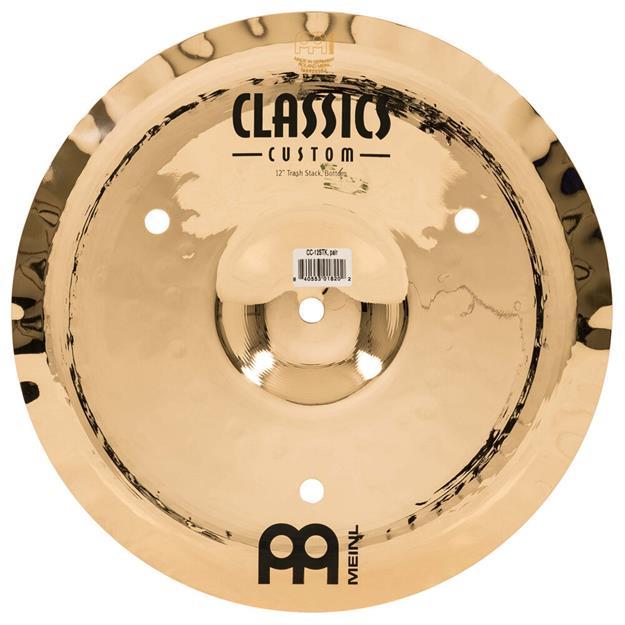 Meinl Classics Custom Trash Stack 12''