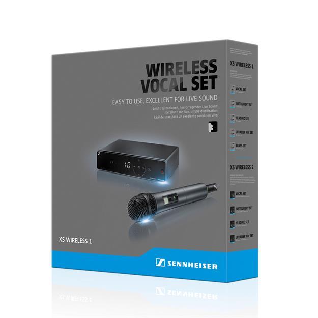 Sennheiser XSW 1-825 E-Band (821-865 MHz)