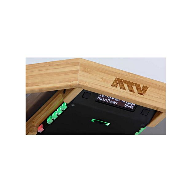 ATV aFrame Electrorganic Percussion