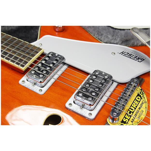 Gretsch Guitars G5420T TV-Jones, Orange Stain