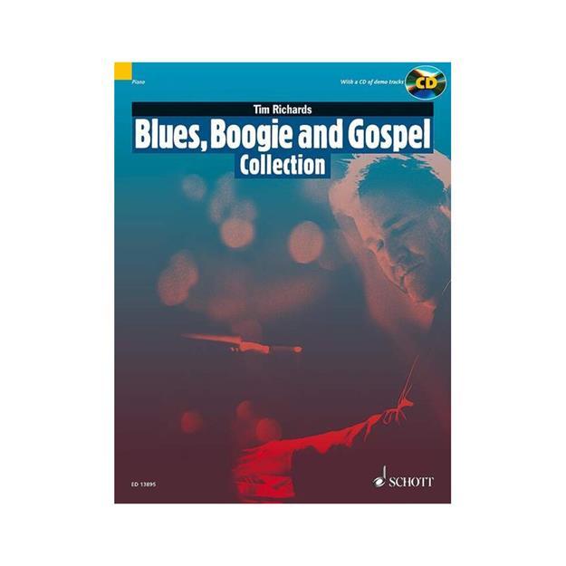 Schott Verlag Blues, Boogie and Gospel Collection