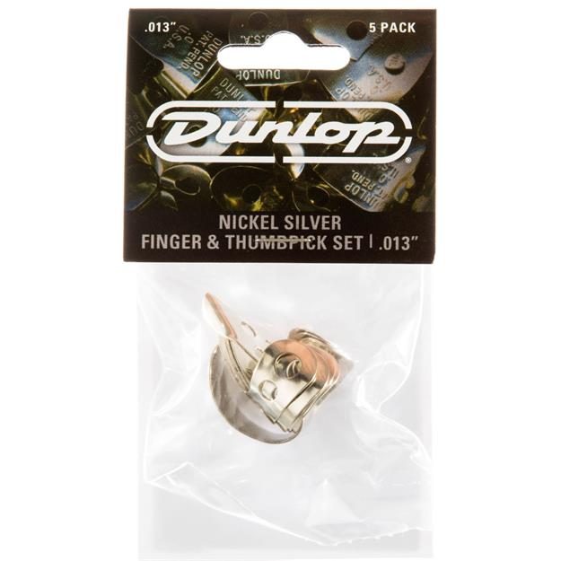 Dunlop Regular Nickel Silver Players Pack .013