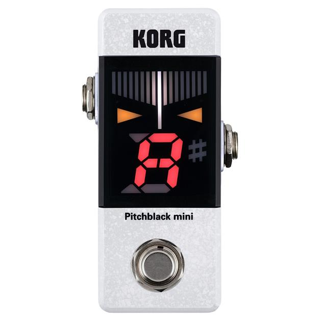 Korg Pitchblack Mini, White
