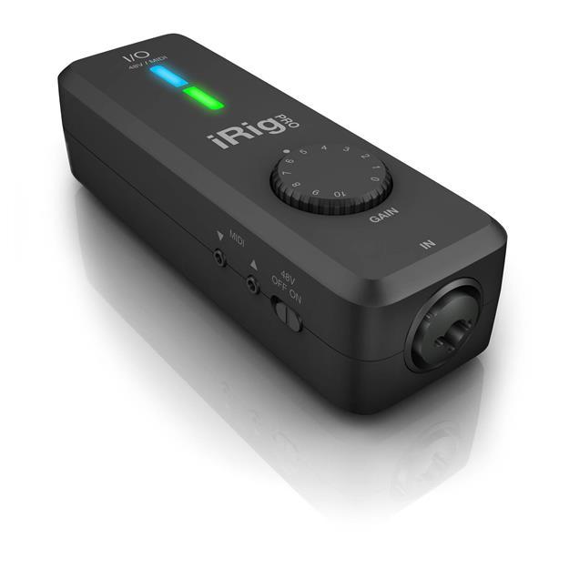 IK-Multimedia iRig Pro I/O
