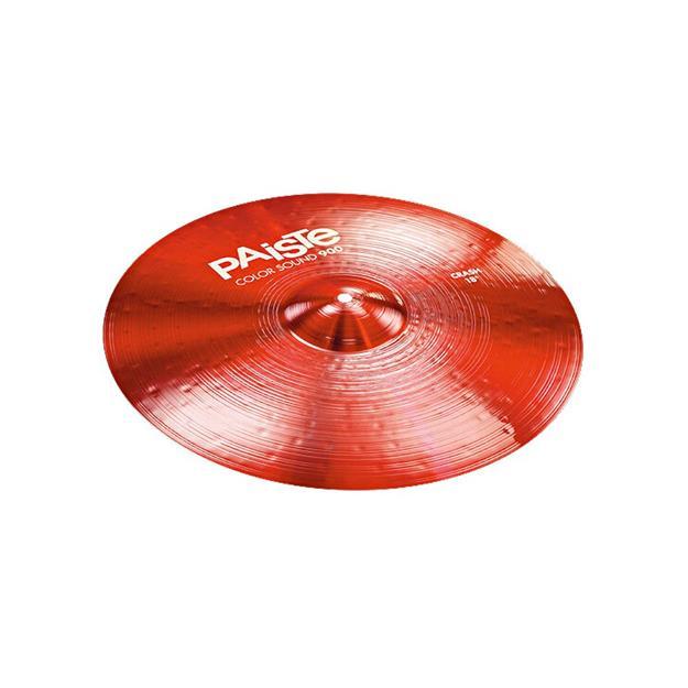 """Paiste Color Sound 900 Series Red Crash 16"""""""