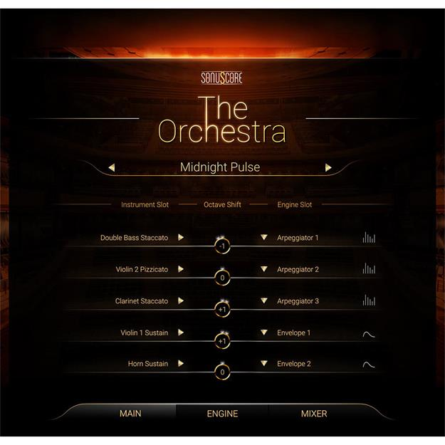 Best Service  The Orchestra Lizenzcode