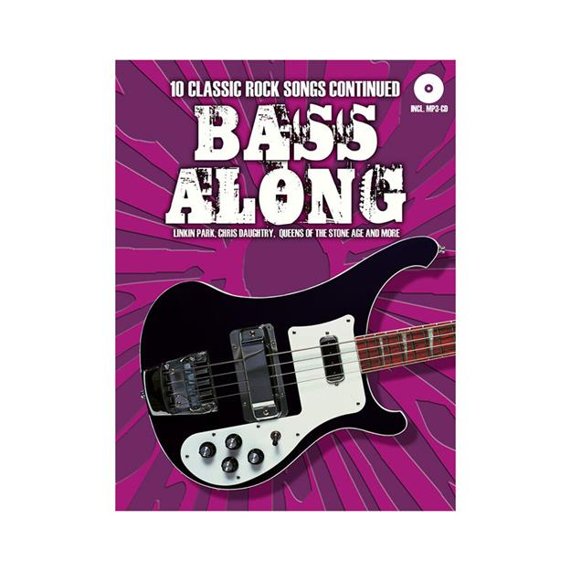 Bosworth Edition Bass Along mit CD