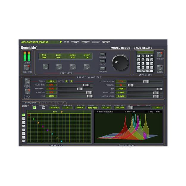 Eventide H3000 Band Delays Lizenzcode