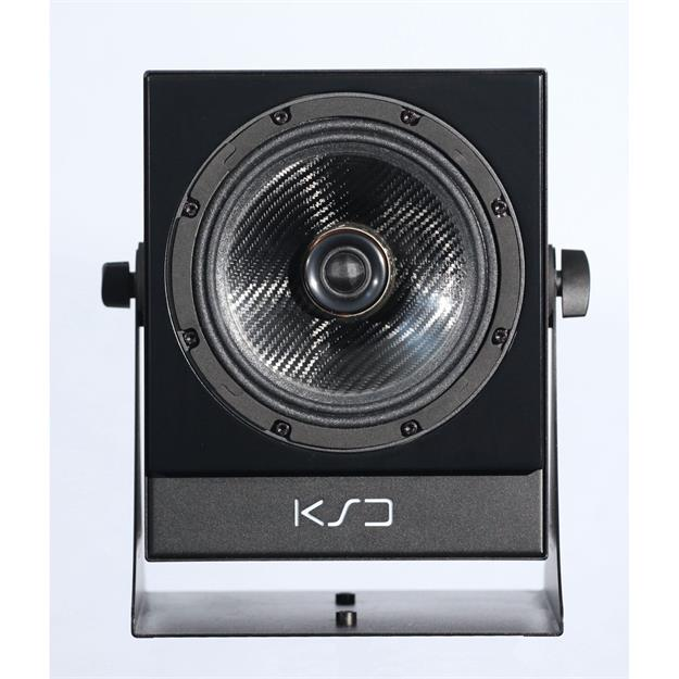 KSdigital C8-Reference Satin Black