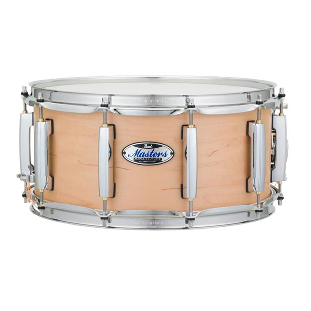 "Pearl Masters Maple Complete 14""x 6 1/2"" Snaredrum"
