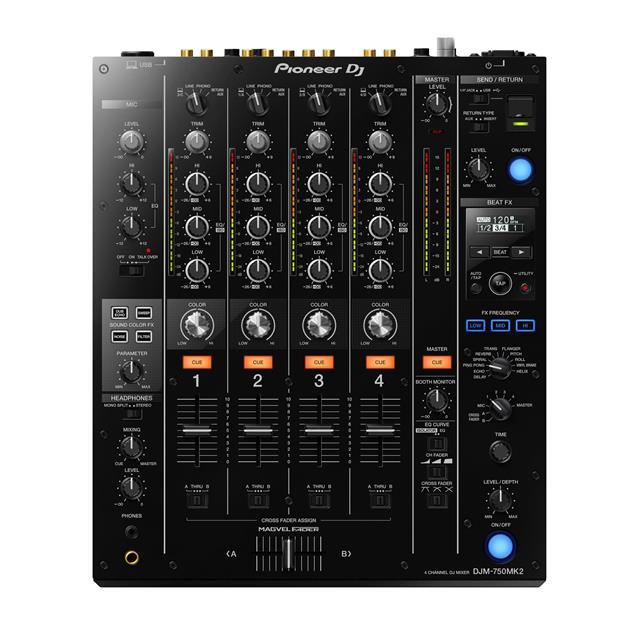 Pioneer DJM-750 MK2