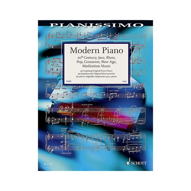Schott Verlag Modern Piano