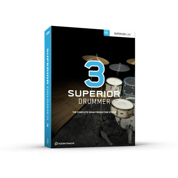 Toontrack Superior Drummer 3.0 Lizenzcode