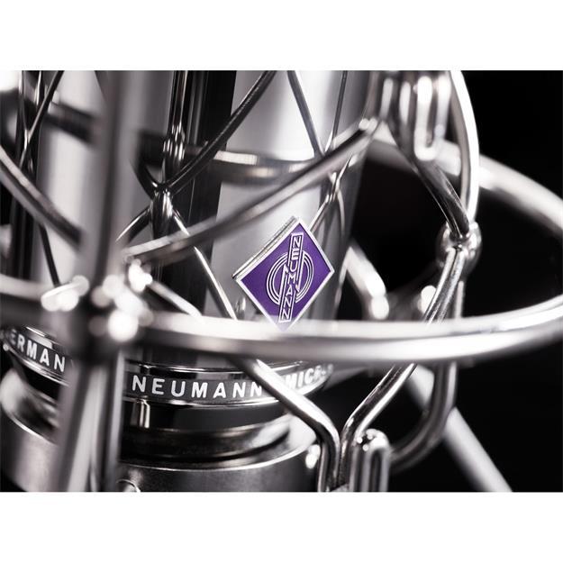 Neumann U 87 Rhodium Edition