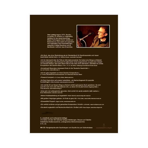 Uwe Ladwig Saxofone Ein Kompendium