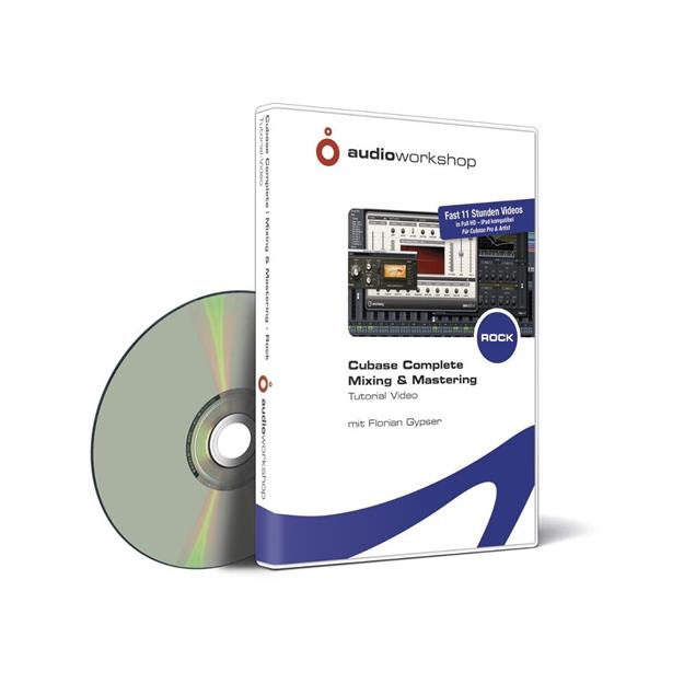 Audioworkshop Cubase Complete - Mixing and Mastering