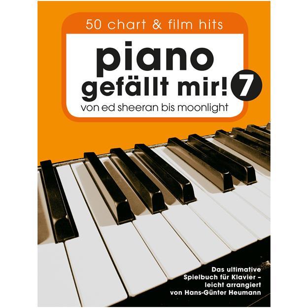 Bosworth Edition Piano gefällt mir! Band 7