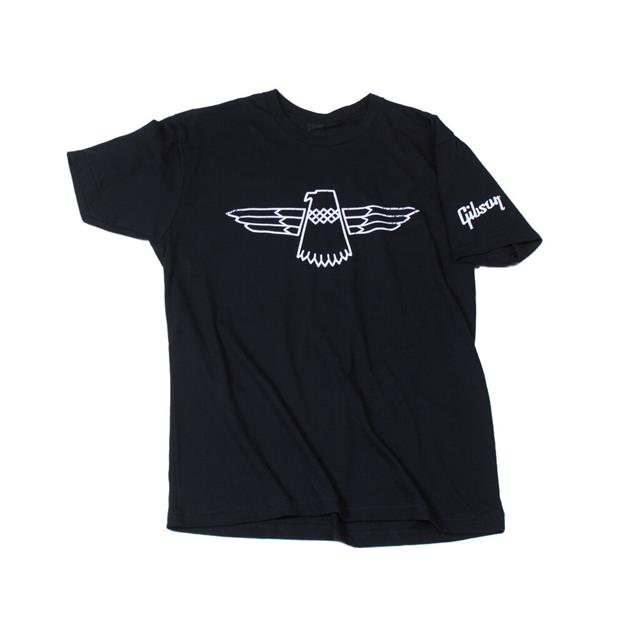 Gibson T-Shirt Thunderbird - Black