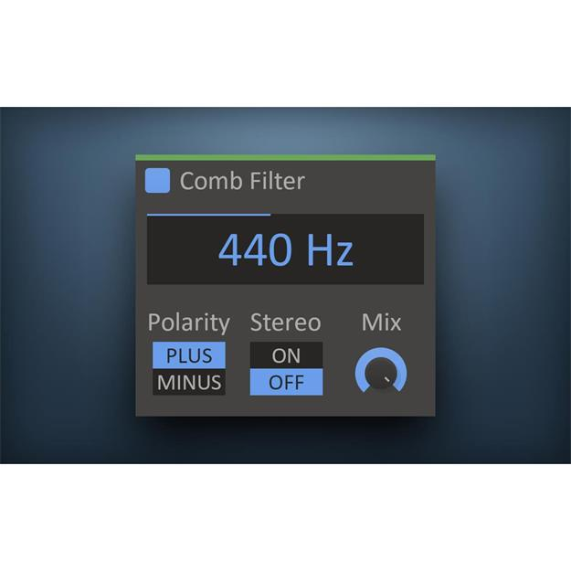 Kilohearts Comb Filter Lizenzcode
