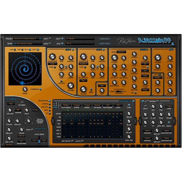 Rob Papen Sub Boom Bass 2 Lizenzcode
