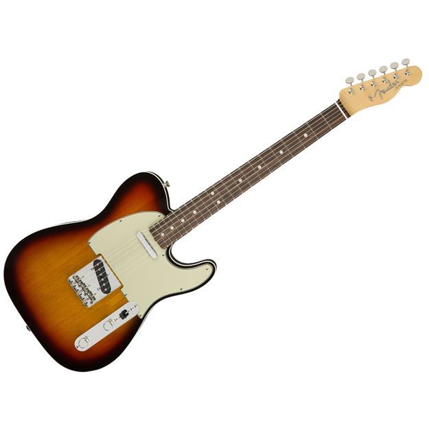 Fender Telecaster American Original 60s, 3-Color Sunburst