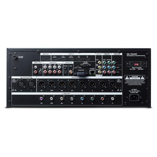 Denon-Pro DN-700AVP