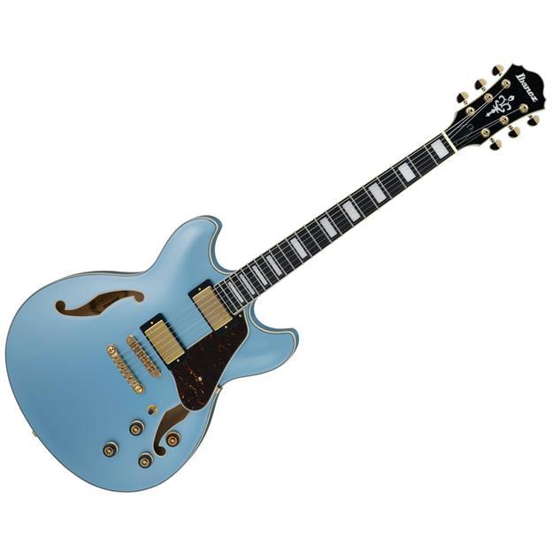 Ibanez AS83-STE , Steel Blue