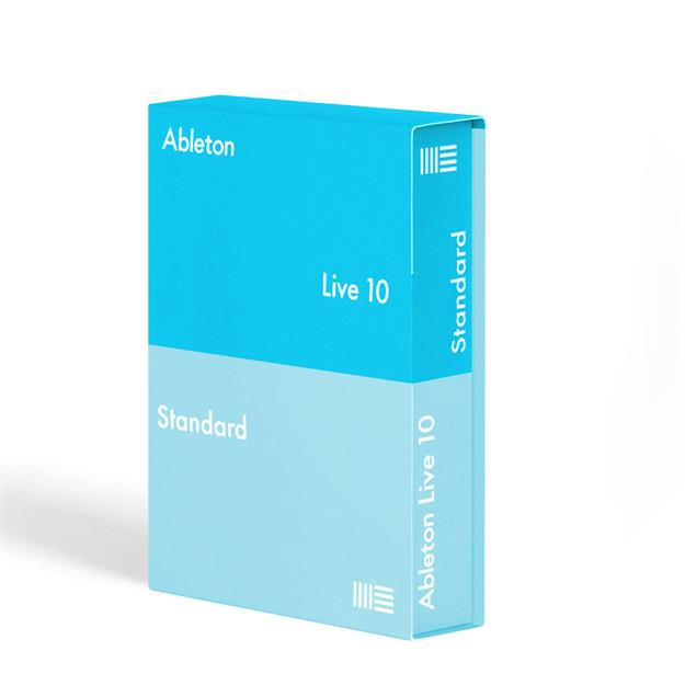 Ableton Live 10 Standard Box