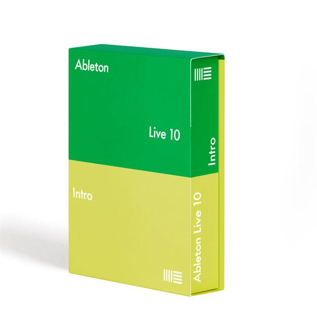 Ableton Live 10 Intro Lizenzcode
