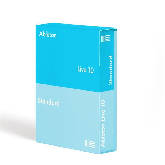 Ableton Live 10 Standard UPG v Standard 1-9 Lizenzcode
