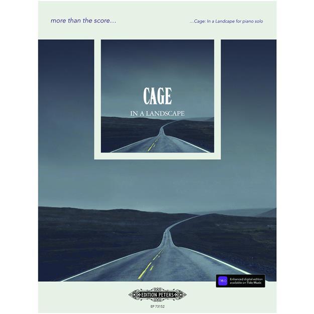 Peters Verlag Cage, John In a Landscape