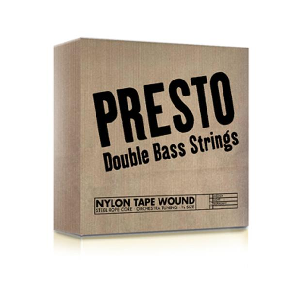 Presto Kontrabass Nylonwound Light