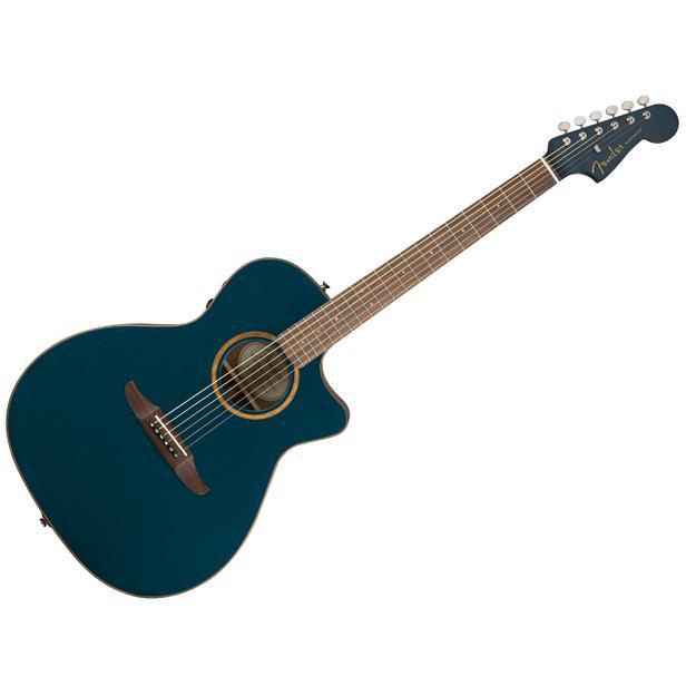 Fender Newporter Classic Cosmic Turquoise Fichte/ Mahagoni
