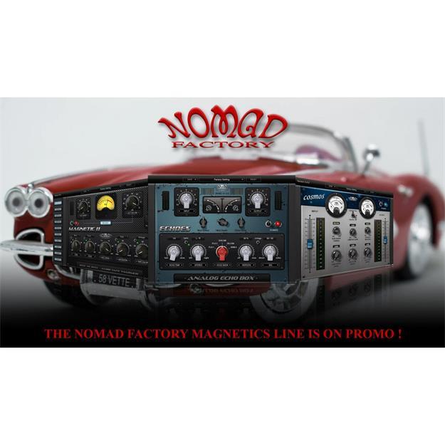 Nomad Factory Magnetics Bundle 2 Lizenzcode