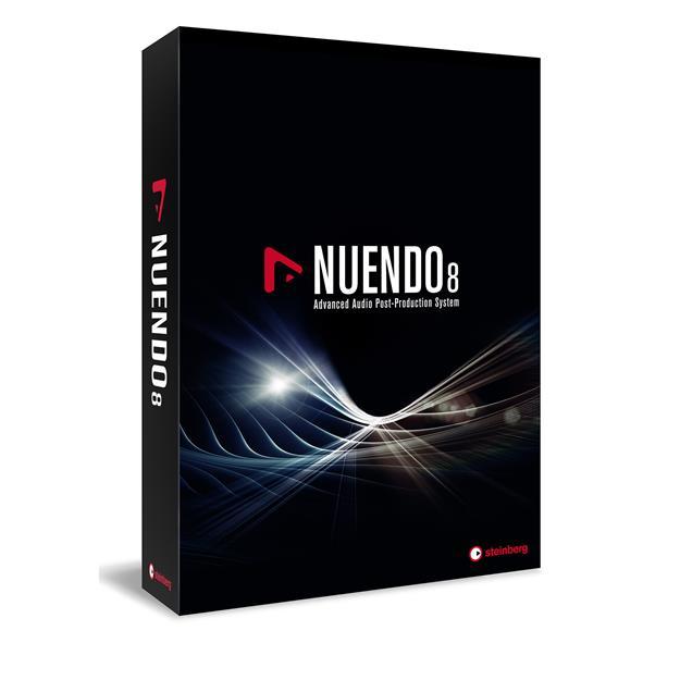 Steinberg Nuendo 8 Update von 7