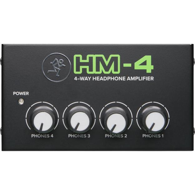 Mackie HM-4 4-Kanal Kopfhörerverstärker
