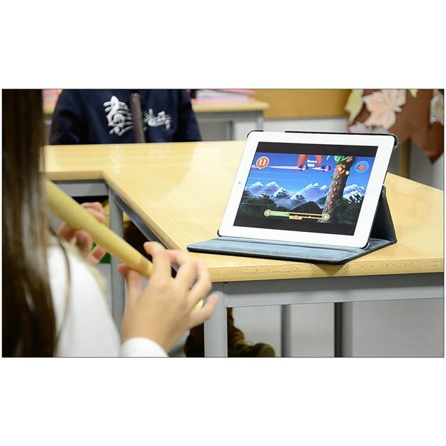 Voggenreiter Flute Master App mit Schulblockflöte