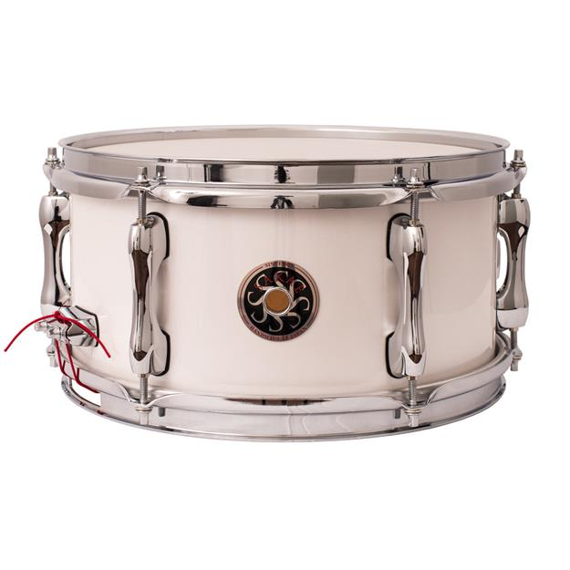 """Sakae SD1260MA PW Maple Effect Snare 12""""x 6"""""""