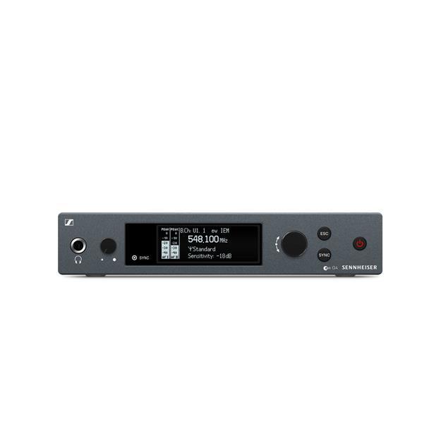 Sennheiser EW IEM G4 GB-Band 606 - 648 MHz